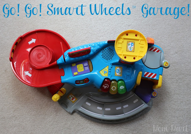 Go! Go! Smart Wheels™ Garage VTech Toys