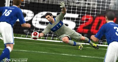 Buffon in Pro Evolution Soccer 2014