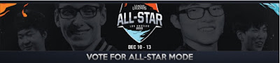 LOL ALL-STAR MODE