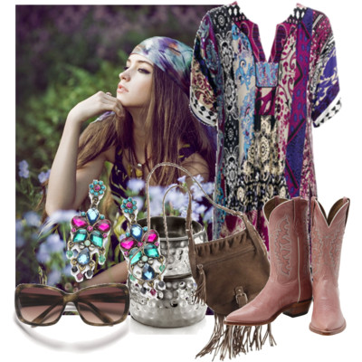 Belle 39 S Diary Bohemian Style
