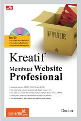 Kreatif Membuat Website Profesional