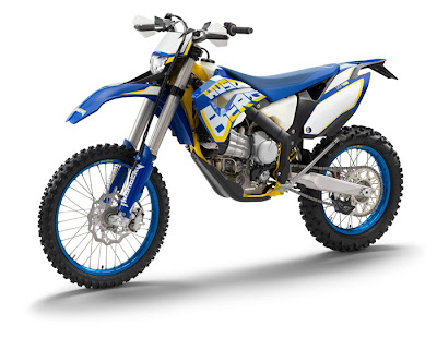 2012 Husaberg FE450 Picture