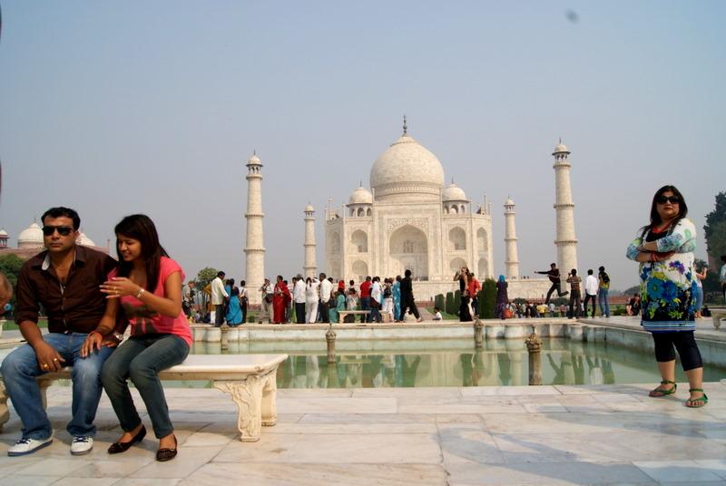Imran Prince Tour Guide Agra India