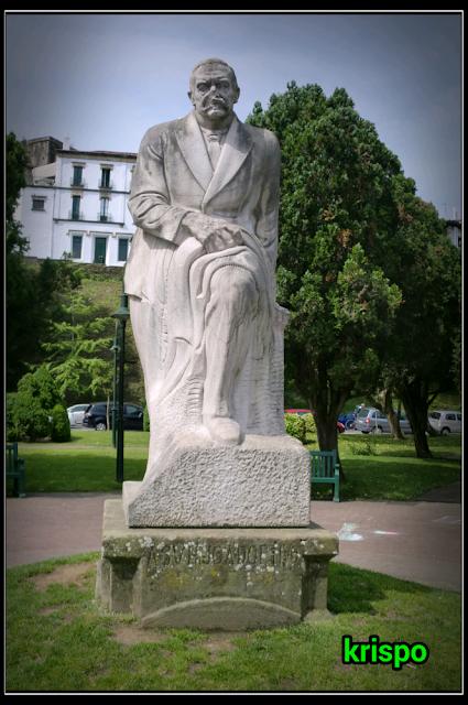estatua fuenterrabia