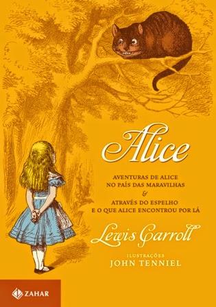 [Resenha] Alice - Lewis Carroll C1346