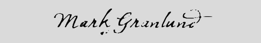 Mark Granlund