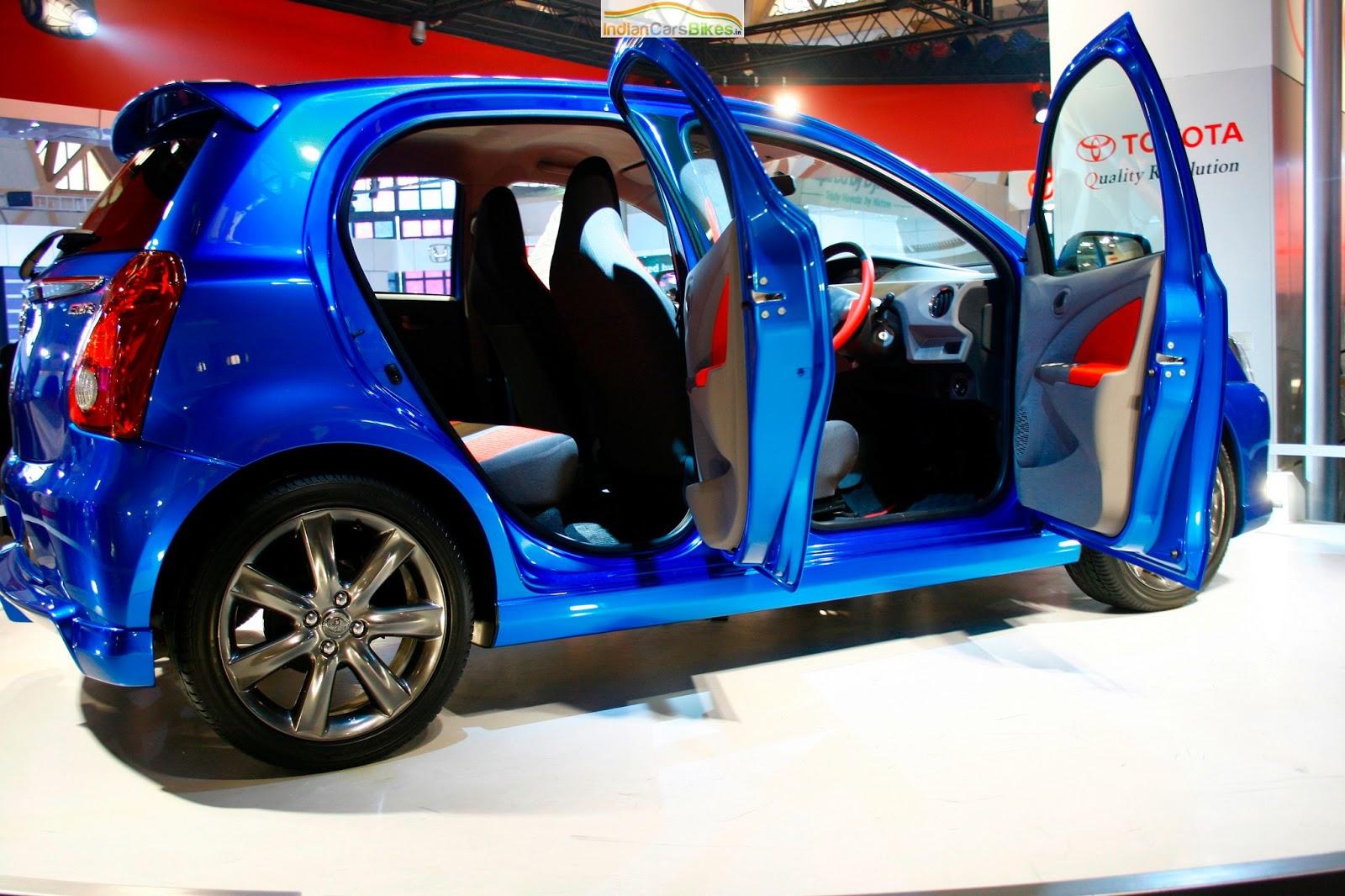Toyota Etios Car Models