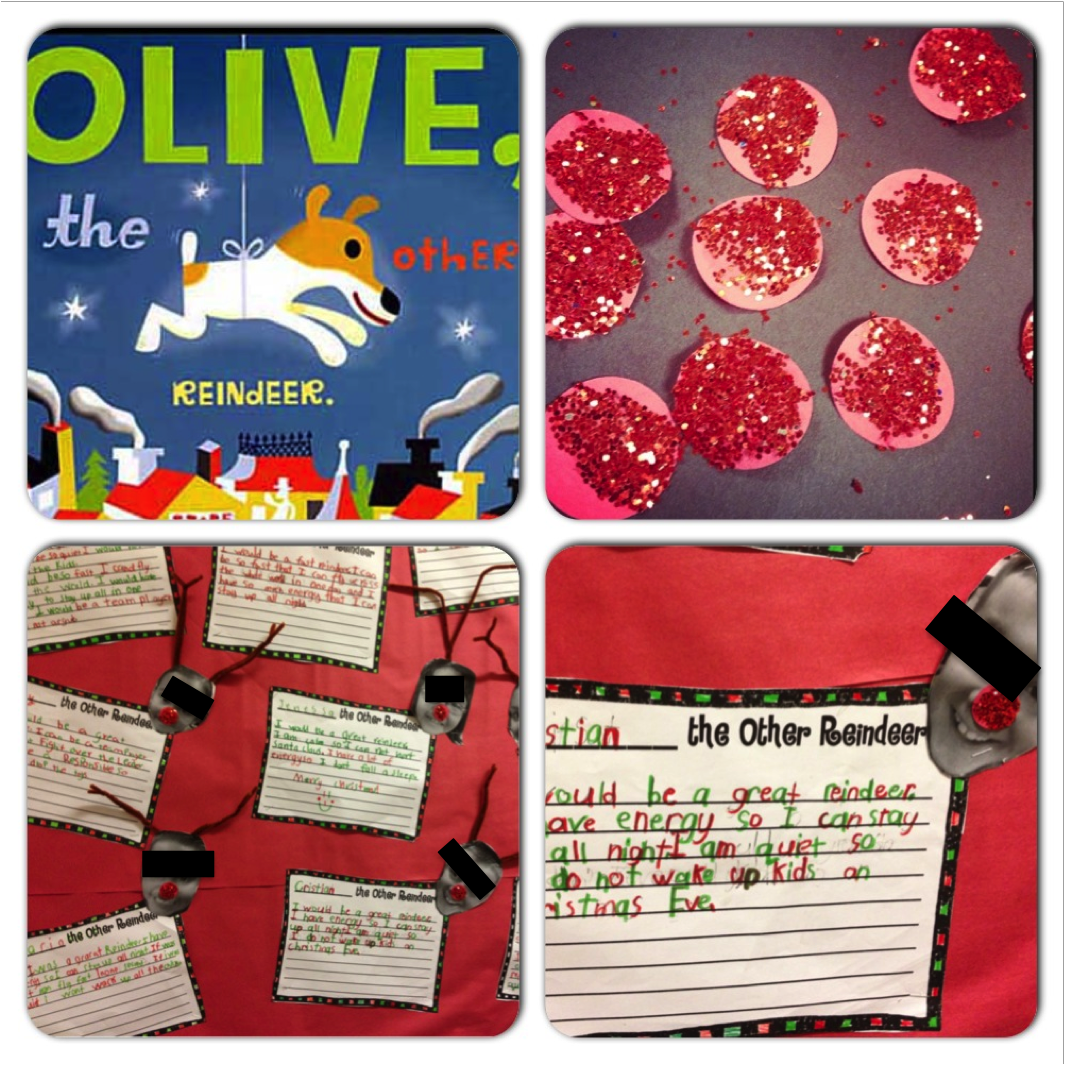 Christmas writing freebie!To Second Grade, With Love: Gift for Santa ...