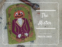 The Mister Punch Needle Pattern (only him) $8.00