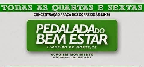 PEDALADA DO BEM ESTAR