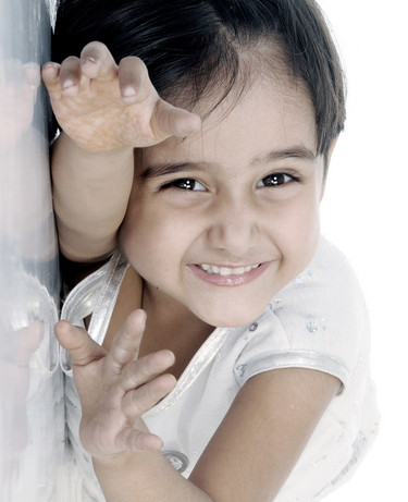 Best Smile Competition Childs Big Smile