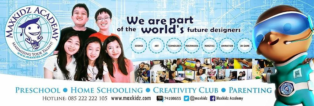 MaxKidz Academy Indonesia: Creativity Club Programs