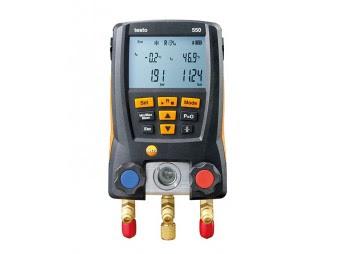 Analizador de refrigeración con Bluetooth para sistemas de frío y bombas de calor