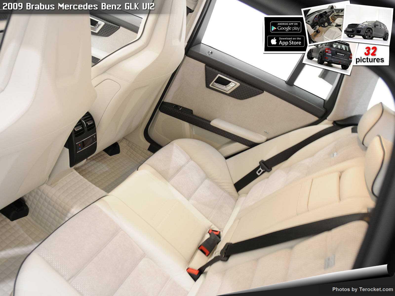 Hình ảnh xe ô tô Brabus Mercedes Benz GLK V12 2009 & nội ngoại thất