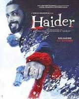 Watch Haider (2014) Hindi DVDScr Full Movie Online Free