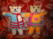My Mother Bears: MaeBells & Franklin