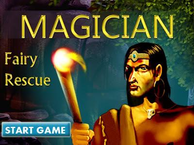 magician fairy rescue game
