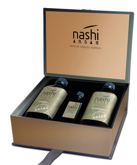 Preview: Nashi Argan Christmas Box 2014