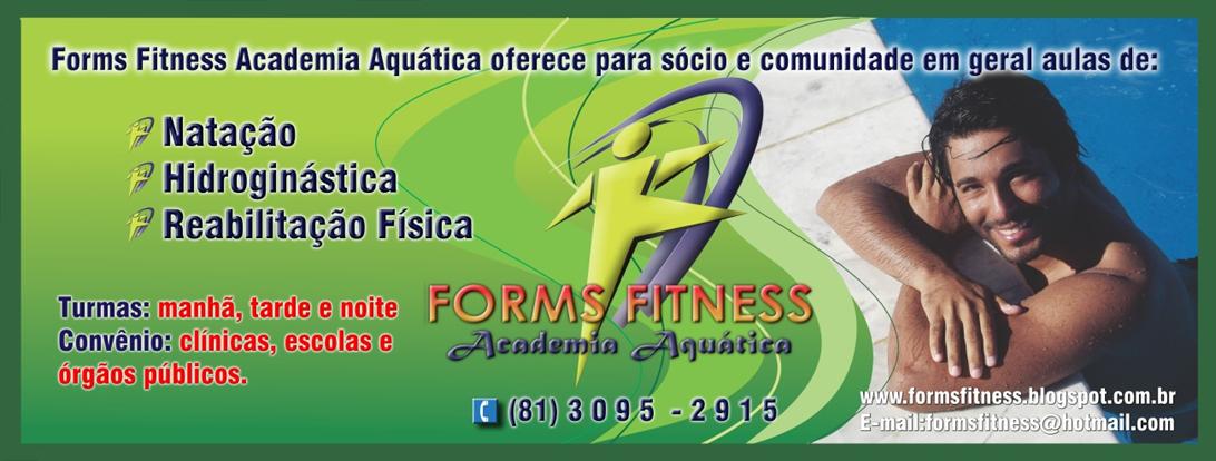 FORMS FITNESS ACADEMIA AQUÁTICA