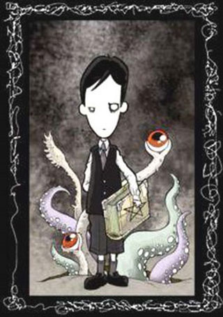 El Joven Lovecraft
