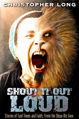 """SHOUT IT OUT LOUD"""