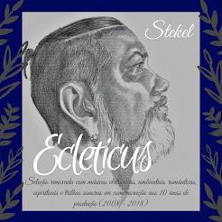 """Adquira o novo álbum """"Stekel Ecleticus"""" aqui!"""