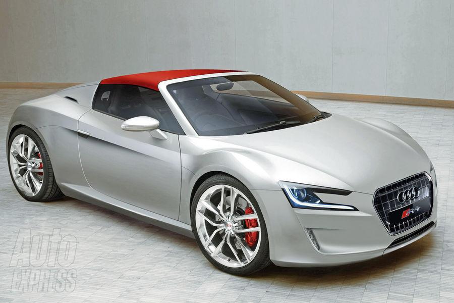 Bmw I8 Concept 2012 Audi Tt