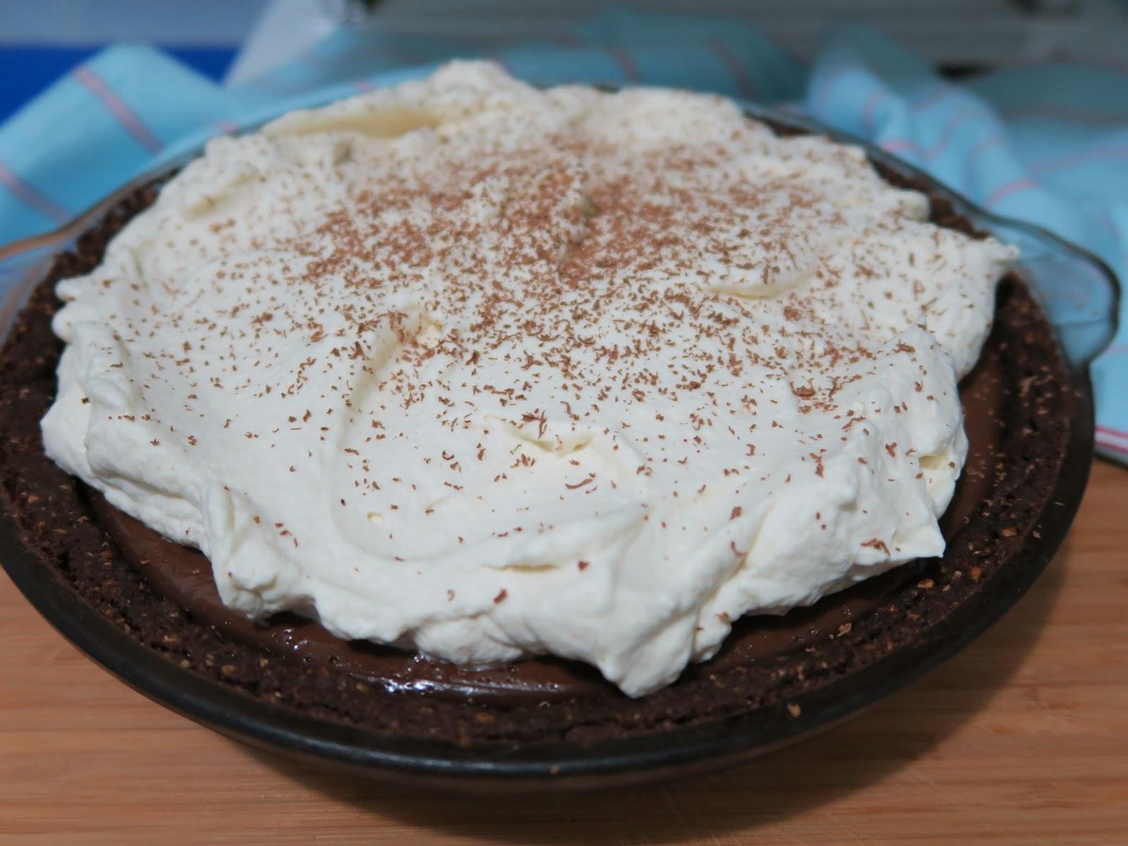 Chocolate Cream Pie | salt sugar and i