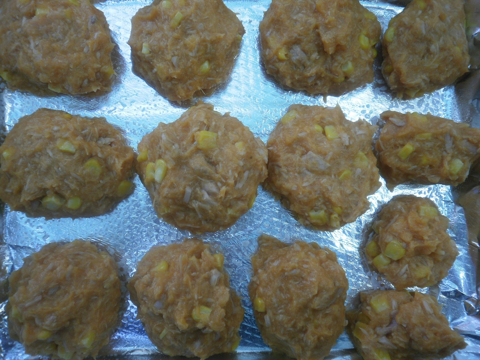 how to make tuna patties in the oven