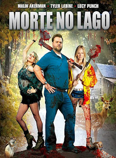 Morte No Lago - BDRip Dual Áudio