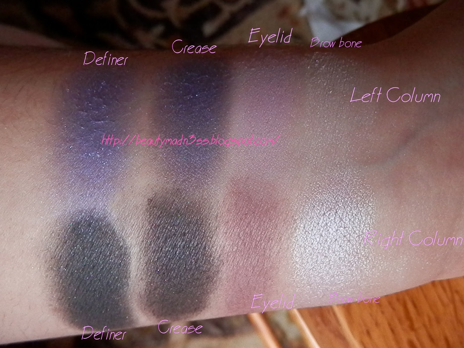 Wet n Wild Color Icon Petal Plusher swatch