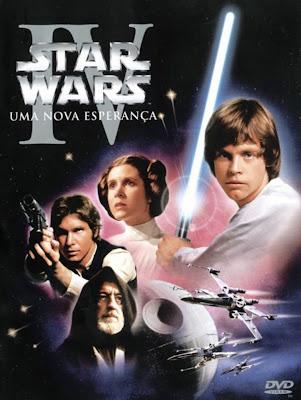 Star Wars: Episódio 4 - Uma Nova Esperança - DVDRip Dual Áudio