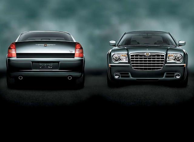 クライスラー・300C 初代 | Chrysler 300C (2004-2011)