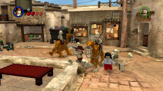 Lego Indiana Jones: The Original Adventures Ps2 Iso Ntsc Juegos para PlayStation 2