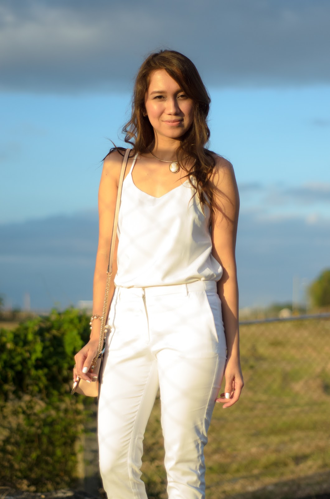 Cebu Fashion Bloggers, OUTFIT OF THE DAY, Cebu Fashion Blogger, Cebu Bloggers, All White, SM GTW, Mango, Primadonna, River Island,