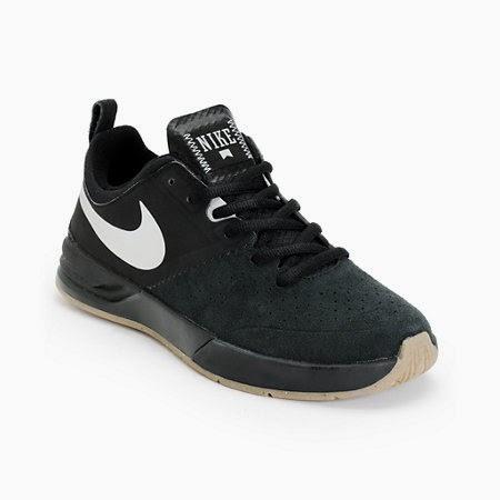 65e4bff97ace Nike SB Project BA Black Metallic Silver Light Gum