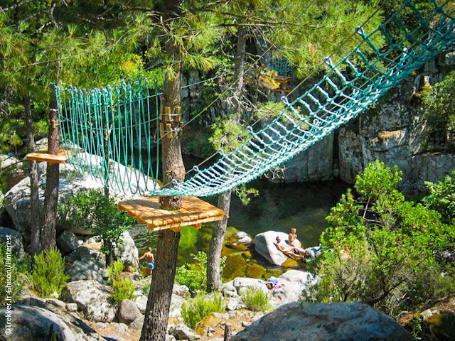 accrobranche Trekker.fr Ghison site outdoor plein-air activité evjf evg