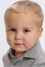 Connor at 21 months