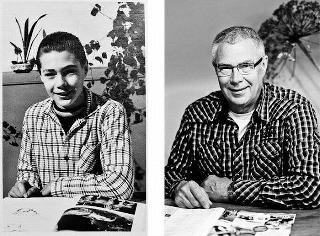Past vs Present Portraits Seen On www.coolpicturegallery.us