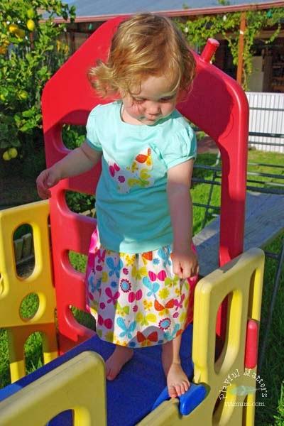 Tutorial for basic skirt