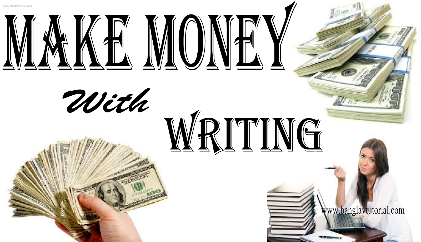writing articles for money online