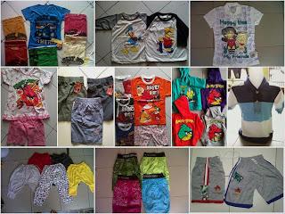 Grosir Baju Anak Tanah Abang