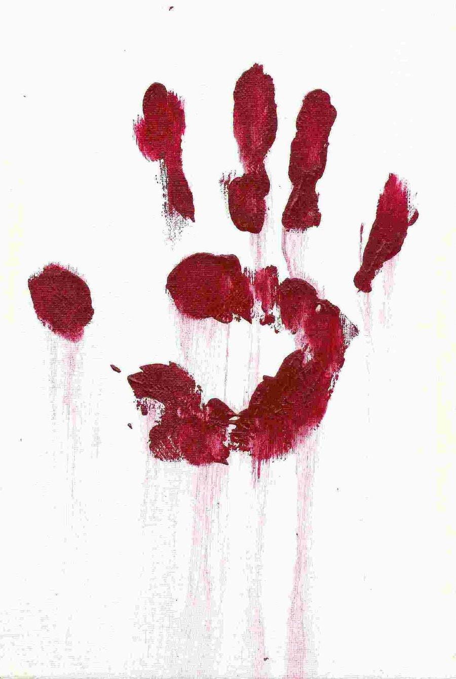 Эскизы группы крови 5