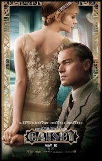 Póster original de El Gran Gatsby, de Baz Luhrmann