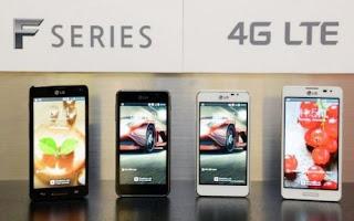 LG Kenalkan Dua Android Optimus F5 dan F7