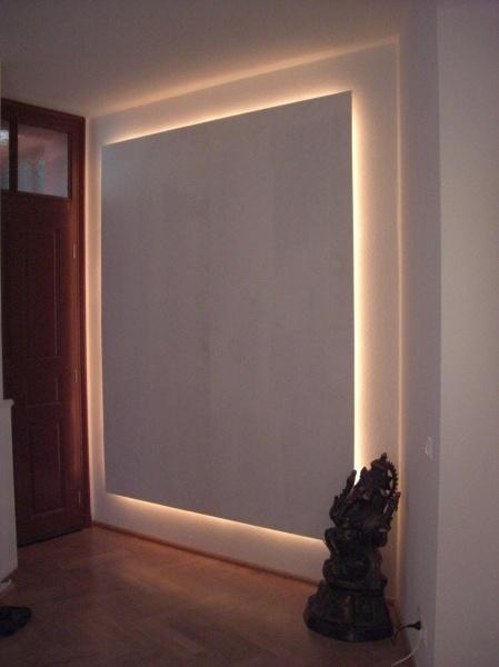 افكار ديكور لبمات اضاءة جدارية داخلية  الإبتكار نواة ...