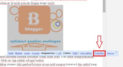 Optimasi gambar di postingan blog agar lebih SEO