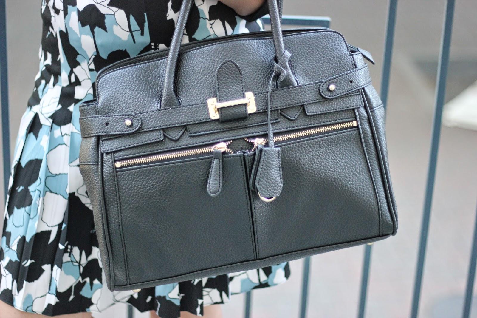 JUSTFab! Legacy Handbag