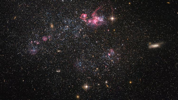 Revelan el origen de misteriosas señales espaciales