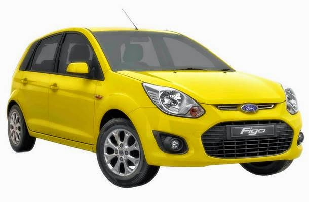 Ford Figo 2015 Review